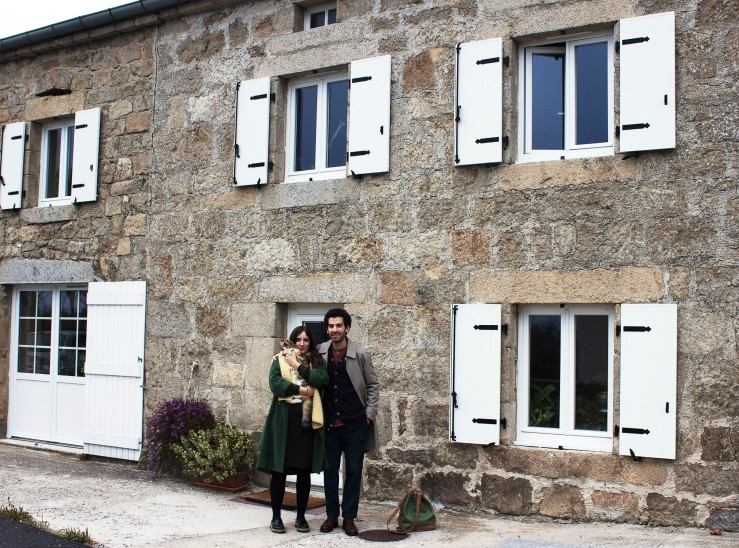 Our stone cottage in Verne, Auvergne, France | Infinite belly