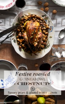 Festive guineafowl | Infinite belly