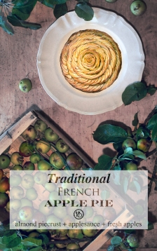 French apple pie | Infinite belly