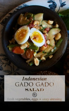 Gado gado salad | Infinite belly