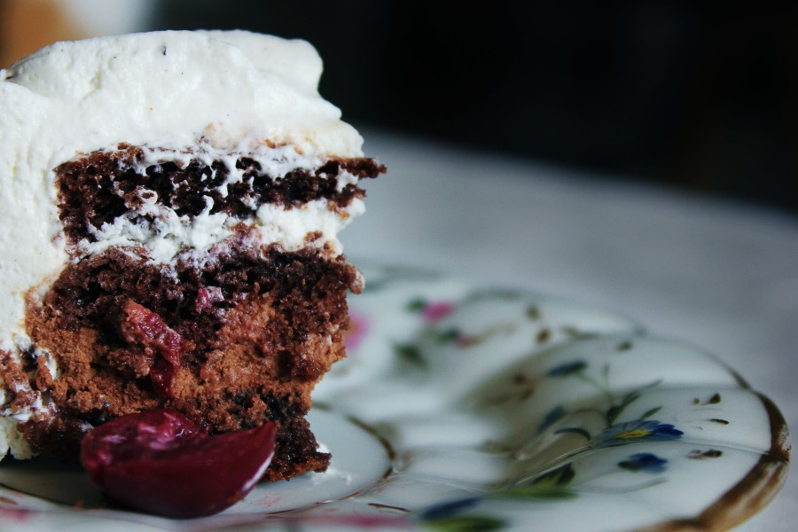 Black forest cake | Infinite belly