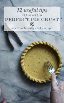 12 tips pie crust