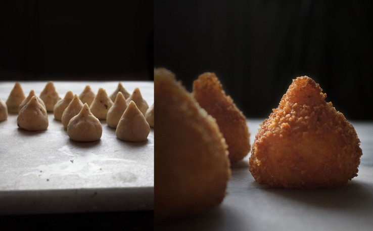 Brazilian coxinhas | Infinite belly