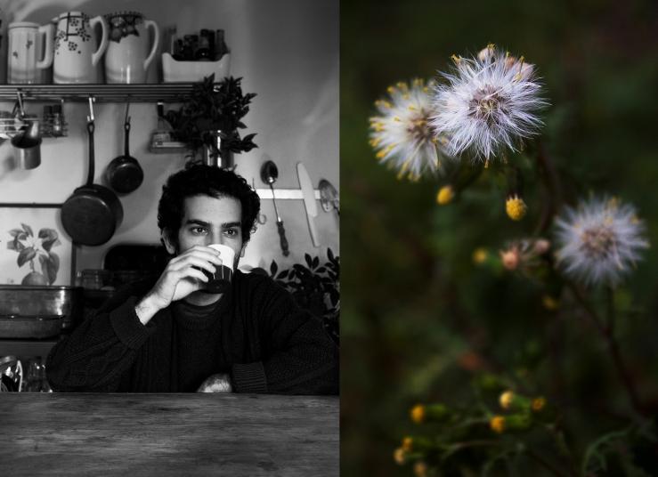 Coffee & flowers | Infinite belly