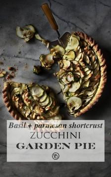 Zucchini garden pie | Infinite belly