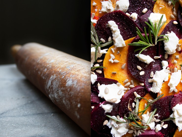 Beetroot & squash galette 9 | Infinite belly