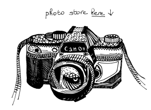 Camera | Infinite belly