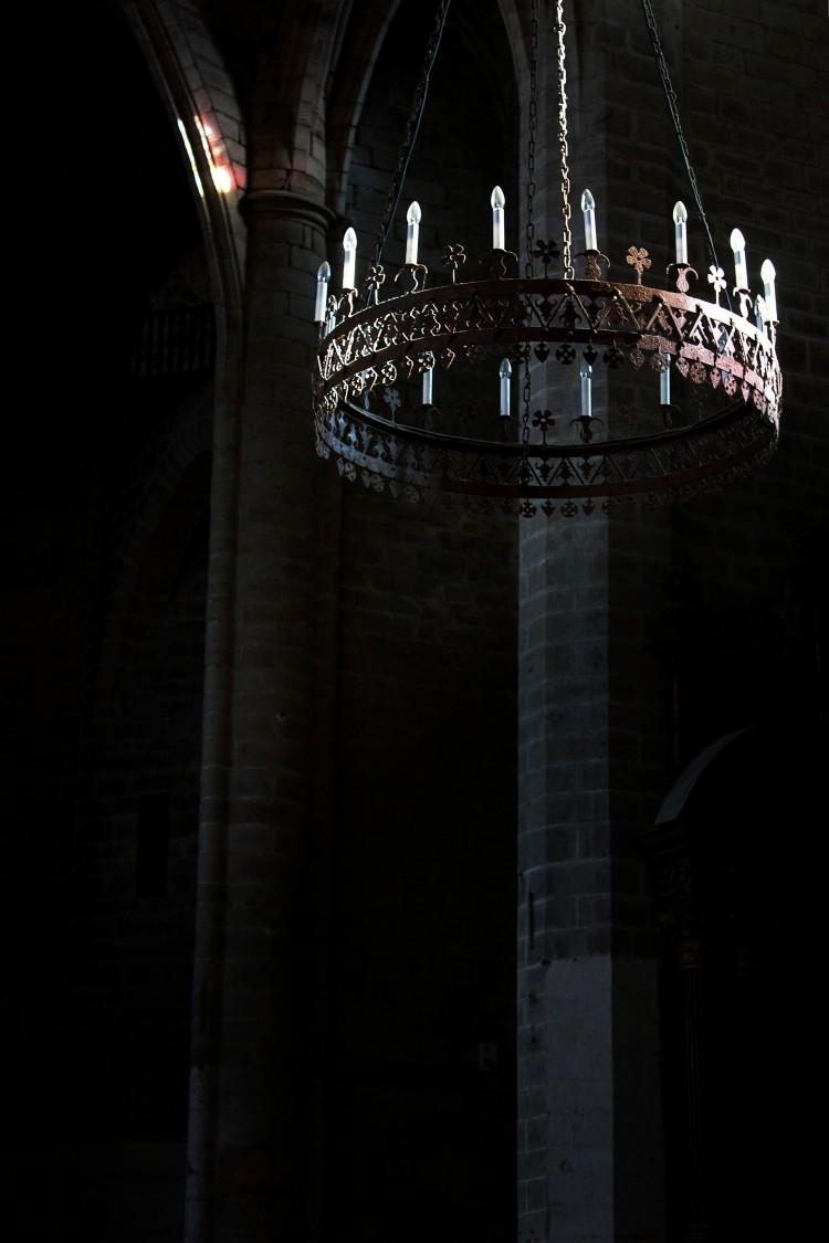 Chaise-Dieu church 4 | Infinite belly