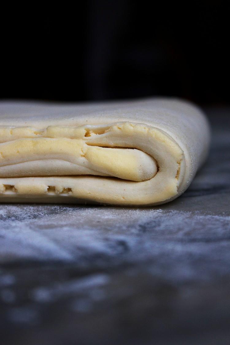 Pâte feuilletée 2 | Infinite belly