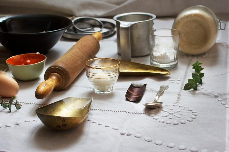 Piecrust ingredients | Infinite belly