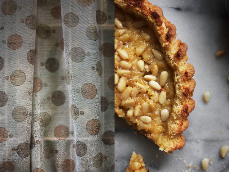 Pine nut & rum pie 3 | Infinite belly