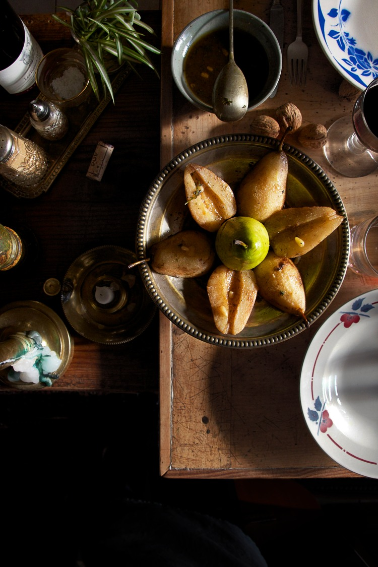 Roasted pears 3 | Infinite belly