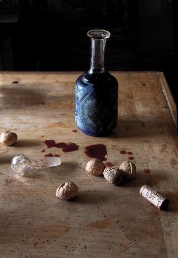 Spilt wine | Infinite belly