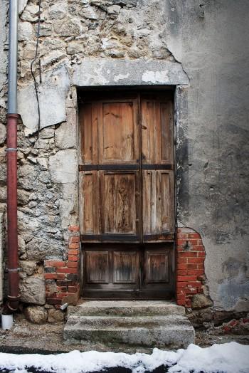 Village door | Infinite belly
