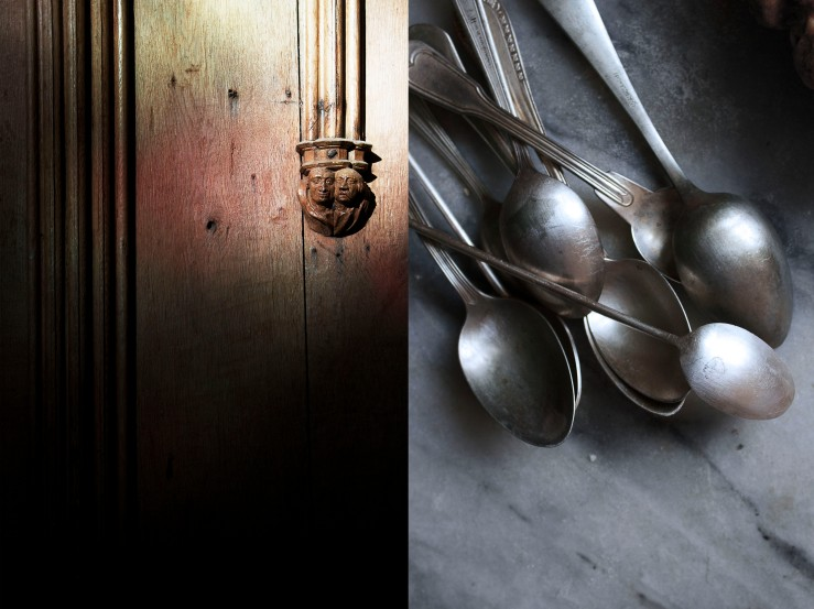 Vintage cutlery | Infinite belly