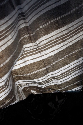 Vintage striped cloth |Infinite belly