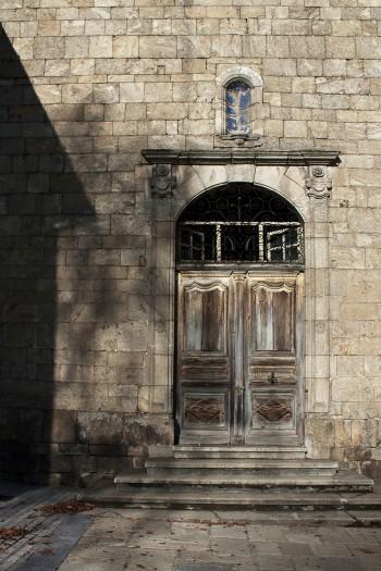 Church gate | Infinite belly