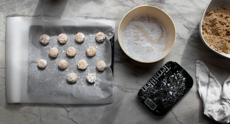 Old-fashioned hazelnut cookies 4 | Infinite belly
